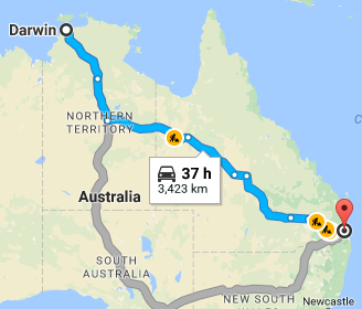 Northern Territory to Queensland Removals and Backloading