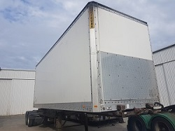 Interstate Moving Trailer
