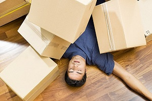 Long distance furniture movers