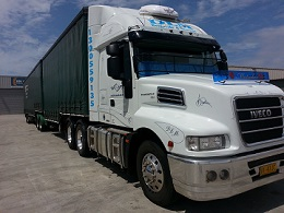 Our large trucks will get you from A to B hassle free.
