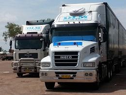 DLM Removals and Storage Trucks