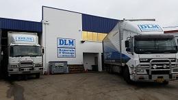 DLM Removals and Storage - Brisbane Depot.
